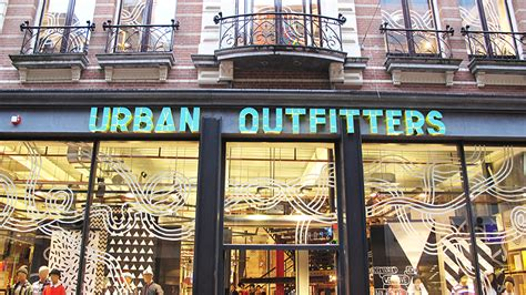Urban Outfitters Introduction Window Display - Best Window