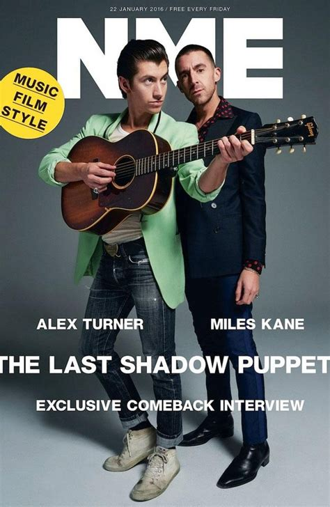 The Last Shadow Puppets announce album details, cover