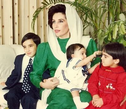 Benazir Bhutto - First Woman to Head of Muslim Majority Nation