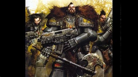 Tribute to Space Wolves, vikings of Warhammer 40k - YouTube