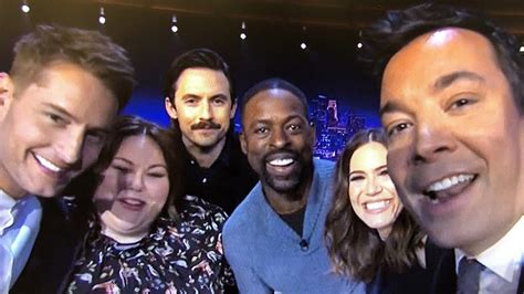 'This Is Us' Cast Gives America a Big Hug After Brutal