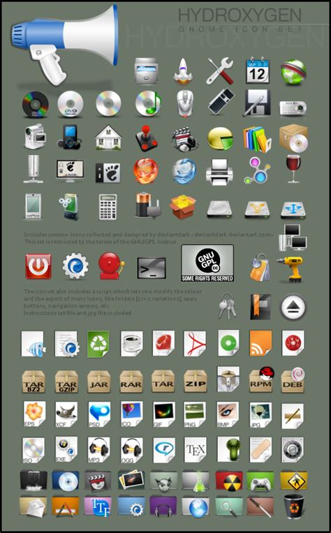 Beautiful Icon Themes for Your Linux Desktop - creatorb