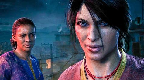 UNCHARTED: THE LOST LEGACY Trailer (2017) - YouTube