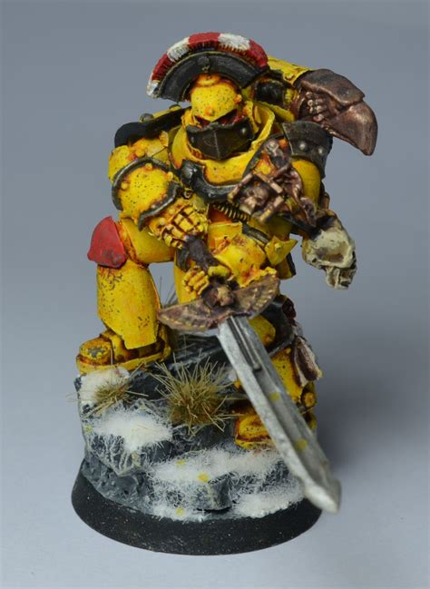 The Sons of Dorn: HQ Units