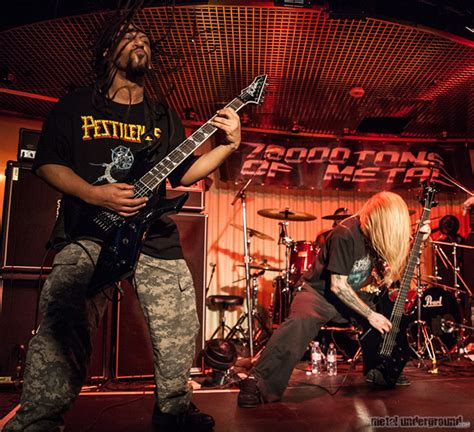 70,000 Tons of Metal 2012, Day 4 Photos - in Photo Gallery