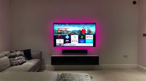 How to set up your TV Lightstrip with Philips Hue - YouTube