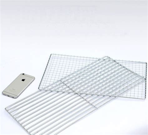 barbecue net and barbecue grill supplies square grid for