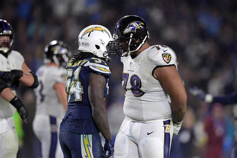 NFL Sunday Playoffs: Los Angeles Chargers vs Baltimore Ravens