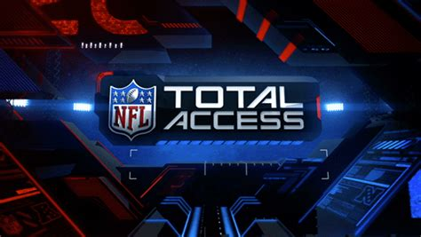 NFL Total Access Live Stream – Watch NFL Total Access Live