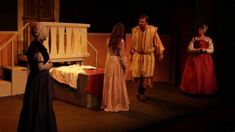 Romeo and Juliet - Act 3 Scene 5 - Capulet's orchard