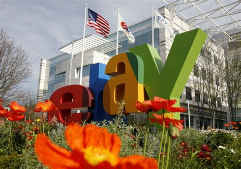 eBay Posts 18% Jump in Revenue as Mobile Commerce Boosts Sales