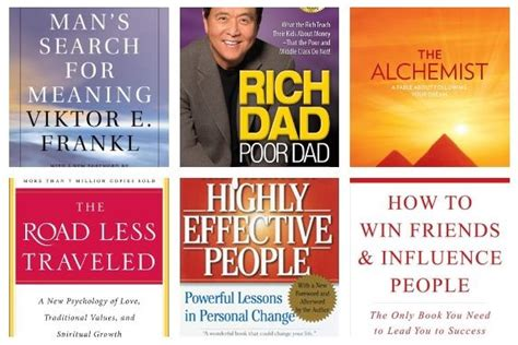 10 BEST SELF HELP BOOKS YOU SHOULD READ