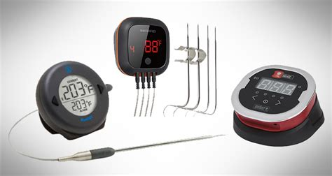 The Best Bluetooth BBQ Thermometers for 2020 - Smoked BBQ