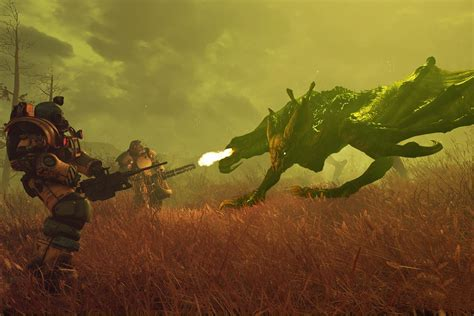 Fallout 76 Scorchbeast Update: Changes Coming In Patch 6
