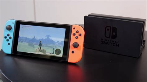 Nintendo Switch review: An impressively well-designed home