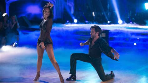 'Dancing With the Stars' Couples Bring Sexiness and Class