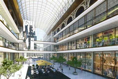Berlin Now Has an Enormous Mall Aimed Squarely at the