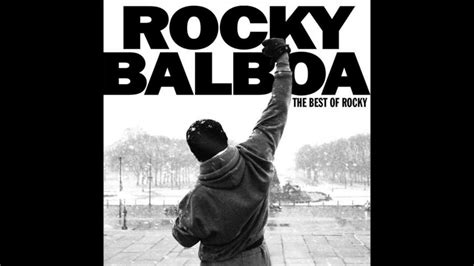 Gonna Fly Now (Theme Song from Rocky) w/ Lyrics - YouTube