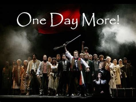 Les Misérables - One Day More - YouTube