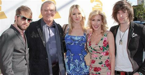 Glen Campbell Excluded Some Of His Children From His Will