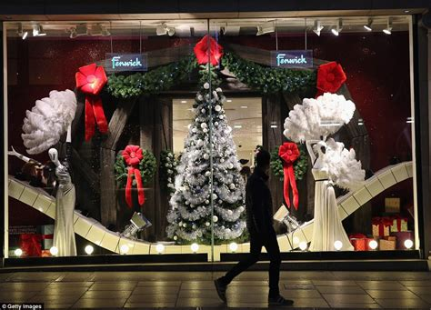 London's department stores compete for the capital's best