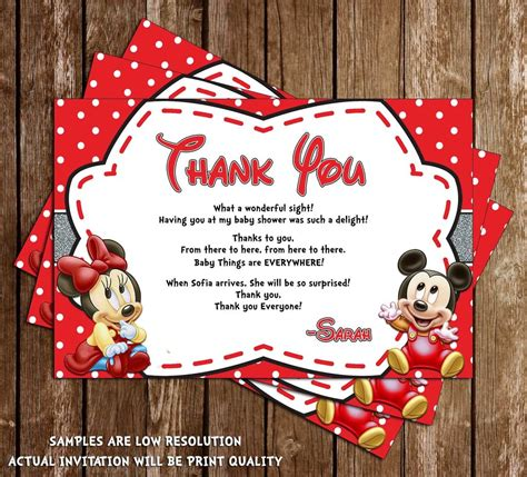 Novel Concept Designs - Baby Mickey & Minnie Mouse - Baby