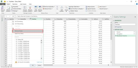 May 2016 updates for Get & Transform in Excel 2016 and the