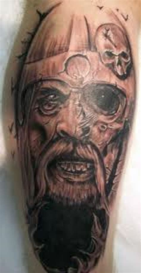 Viking Tattoo Designs And Ideas-Viking Tattoo Meanings And