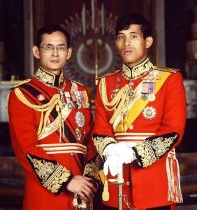 Thailand's New King Is Known As An Eccentric Playboy, Was