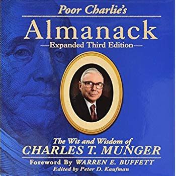 Download Poor Charlie's Almanack: The Wit and Wisdom of