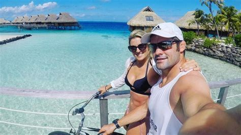 Richie McCaw's wife shares adorable photos from their holiday
