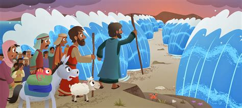 March Parent Monthly: Moses Part 2 - Cross Points Church