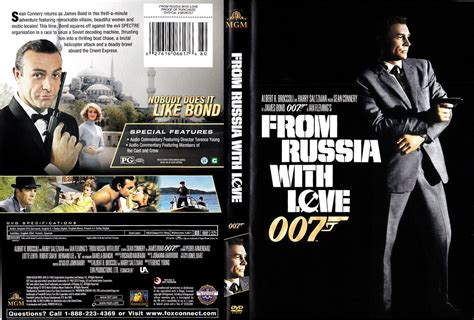 JB-02 From Russia With Love   DVD Covers   Ludie Cochrane