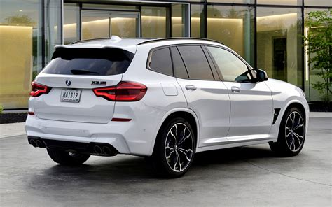 2020 BMW X3 M Competition (US) - Wallpapers and HD Images
