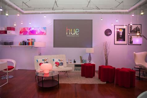 We test the Philips Hue LED bulbs to see just how colorful