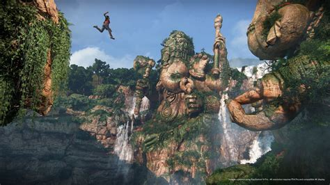 Uncharted: The Lost Legacy (PS4 / PlayStation 4) Game