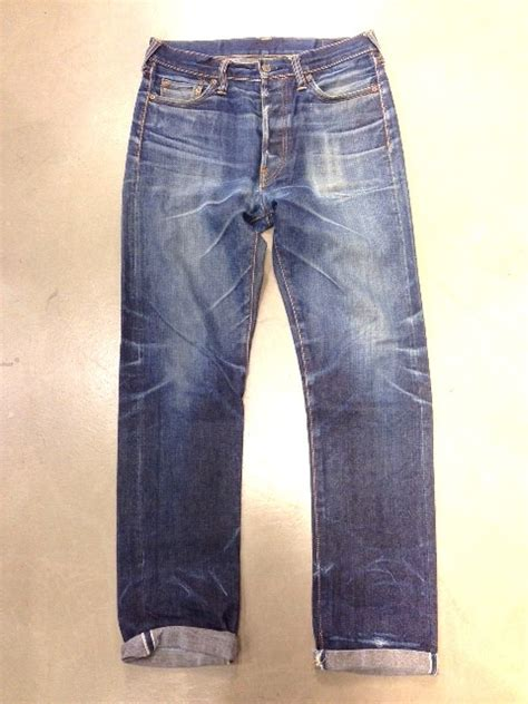 Worn-Out Projects: Evisu Jeans - Homage To Lee Jeans