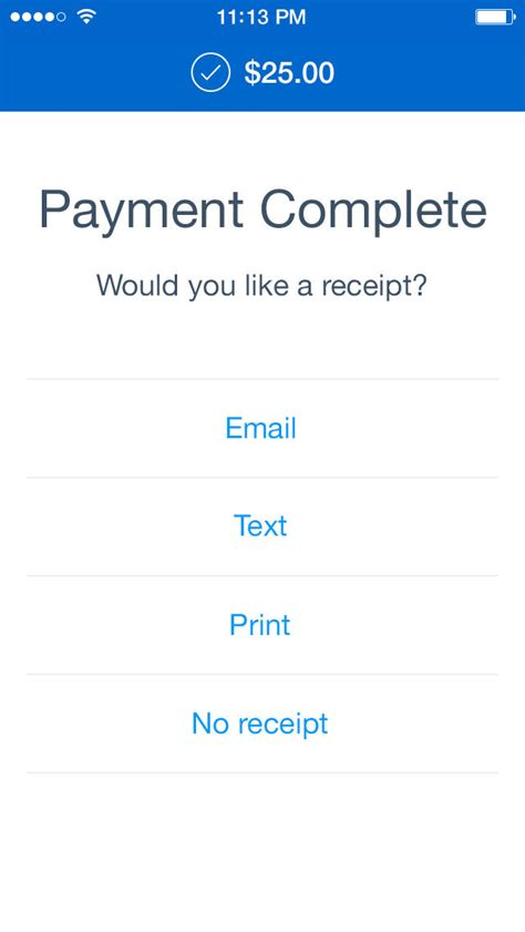 PayPal Here App is Updated With iOS 8 Support - iClarified